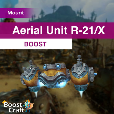 Aerial Unit R-21/X buy mount wow