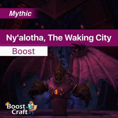 Buy ny aloyha mythic boost