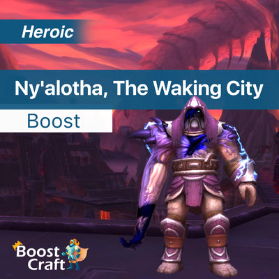 NY Heroic US - Limited Offer (Selfplayed Only)