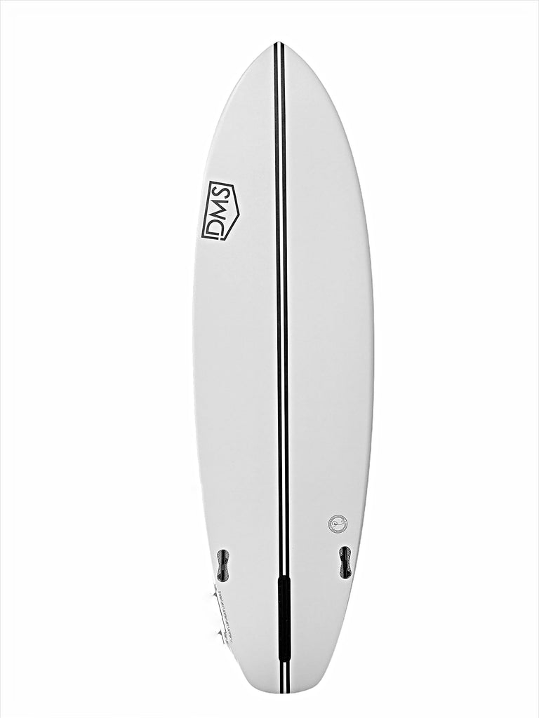 CLEARANCE BULLET 6'8 X 21 3/4 X 3 @49.26L  FCS2X2 SINGLE UNITECH