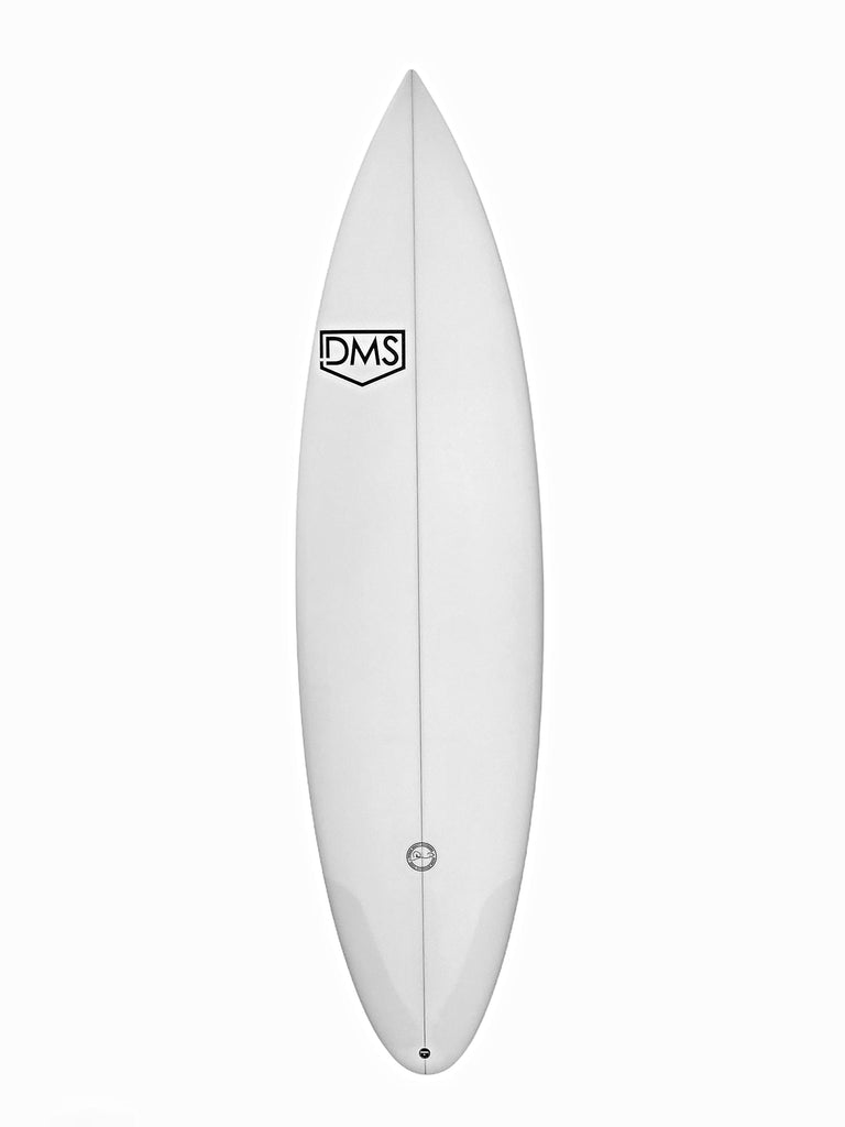 CLEARANCE STEP UP 6'2 X 18 7/8 X 2 3/8 @28.54L ROUND PIN TAIL FCS2X3 PU