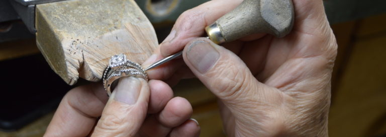 custom engagement rings in east cobb ga