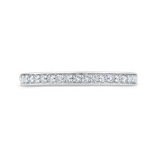 Load image into Gallery viewer, CA0491BH-37W-1.00 Bridal Jewelry Carizza White Gold Diamond Wedding Bands
