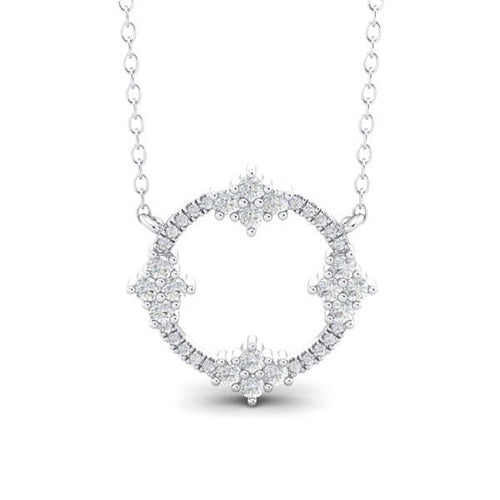 diamond necklaces