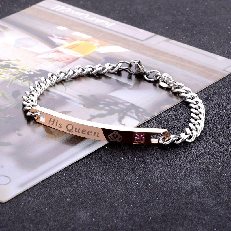 Couple Bracelet - 2 variants