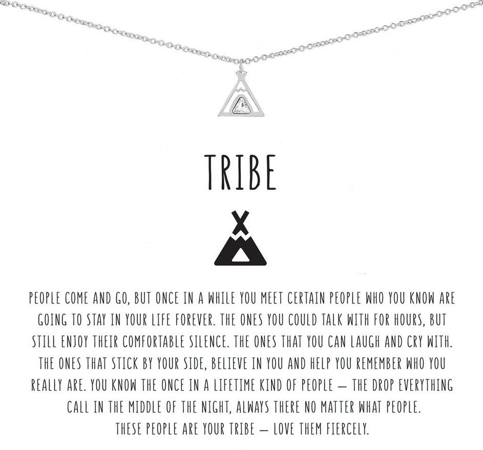 Tribe Friendship Necklace