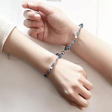 🎁Gift Idea🎁-Couple & Friends Magnetic Bracelets - 2 variants