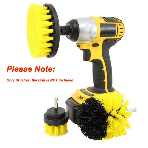 Drill Cleaning Brush