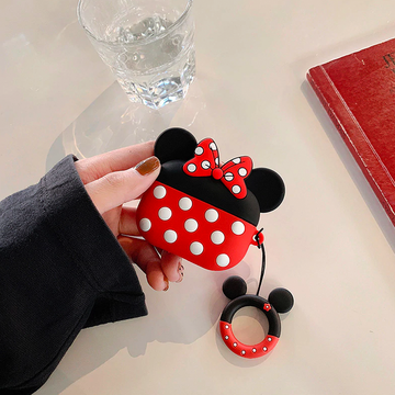 Minnie AirPods Pro Case with Ring - Memebands