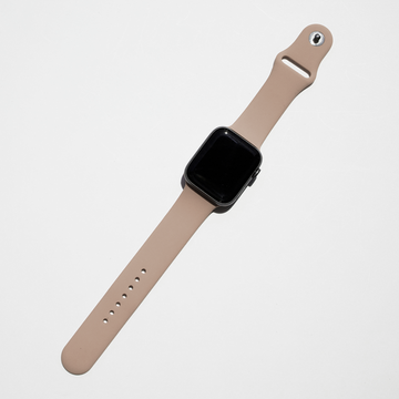 Silicone Apple Watch Band - Walnut - Memebands