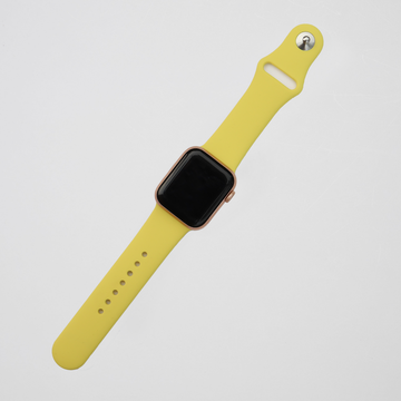 Silicone Apple Watch Band - Banana - Memebands