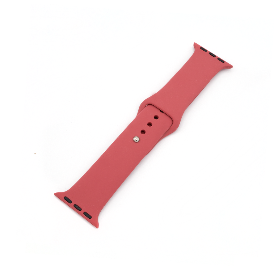 Silicone Apple Watch Band - Fuchsia - Memebands