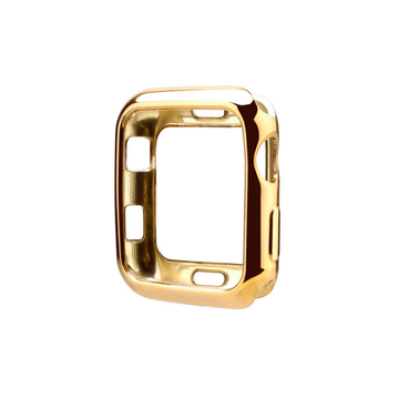 Gold Apple Watch Case - Memebands
