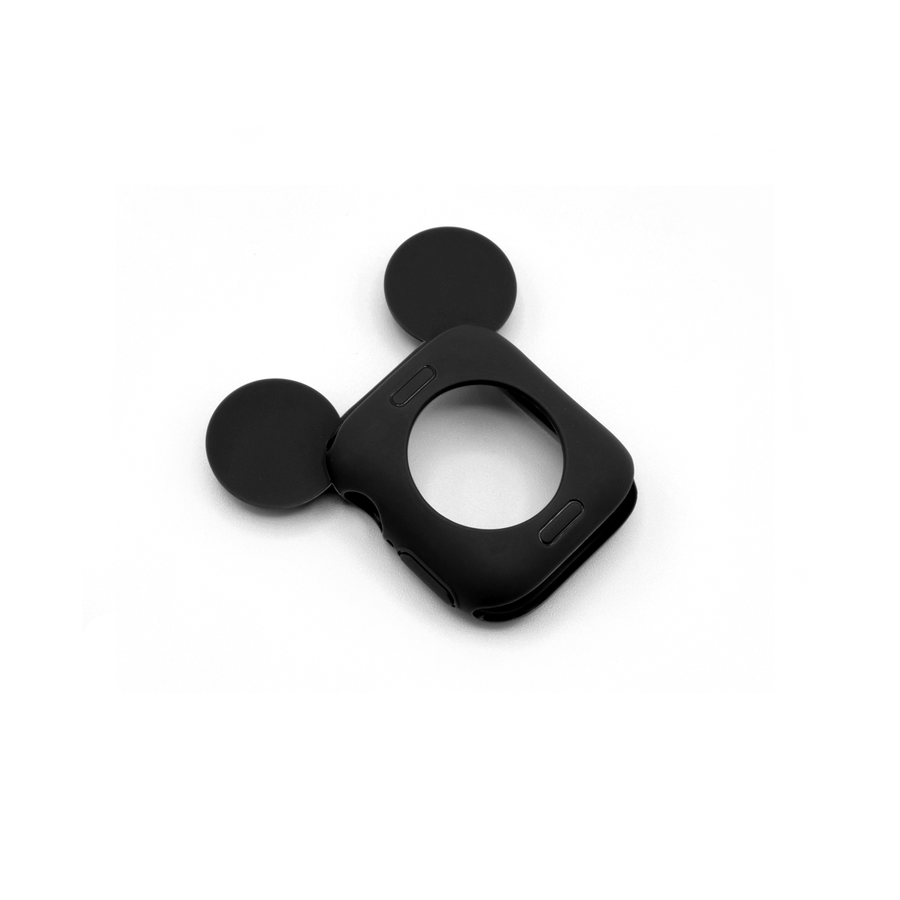 Mickey Silicone Case - Black - Memebands