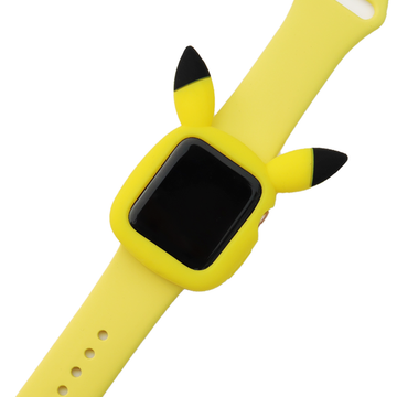 Pika Silicone Apple Watch Case - Memebands