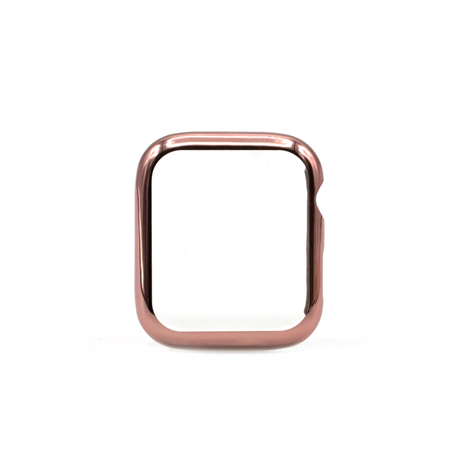 Screen Protector Apple Watch Case- Rose Gold - Memebands
