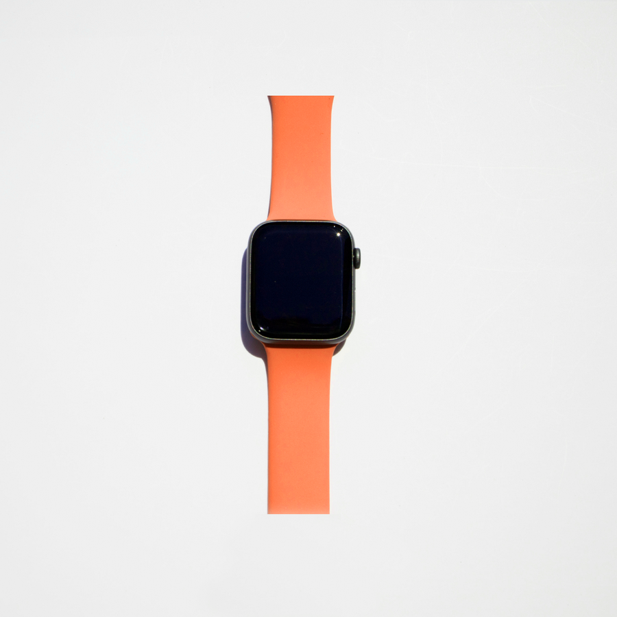 Silicone Apple Watch Band - Vitamin C - Memebands