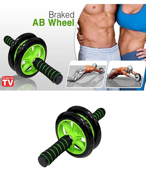 Roue Abdominale Braked ab wheel magic