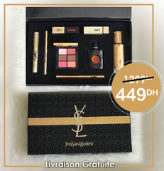 YVES SAINT LAURENT BLACK OPIUM COFFRET EAU DE PARFUM