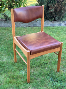 Retro Timber Chairs