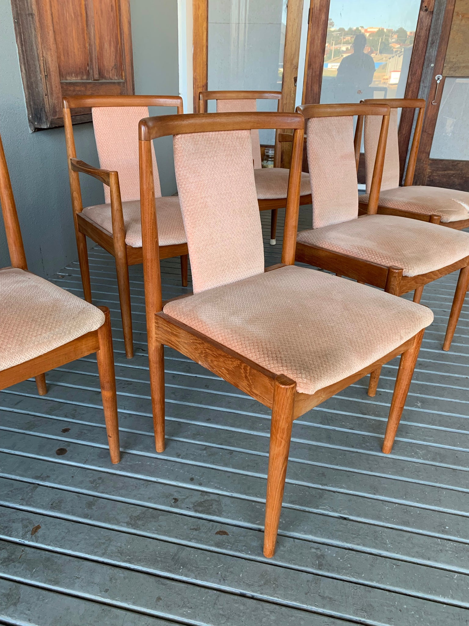Parker Furniture Dining Chairs Current Vintage