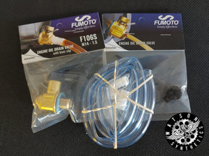 Fumoto F106S For Jeeps with hose kit