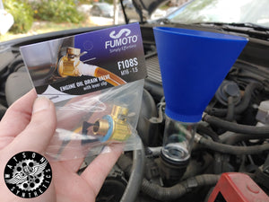 Subaru WRX Oil Change Essential Kit