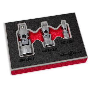 3PC UNIVERSAL JOINT SET