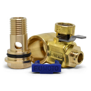 F106SX: NEW GENERATION VALVE WITH 14MM-1.5 THREADS