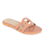 Load image into Gallery viewer, Boho Flats - Dusty Rose