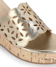 Load image into Gallery viewer, Laser-Cut Wedges - Gold