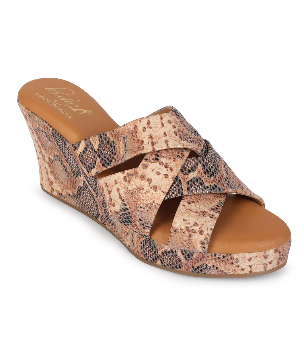 Signature Street Wedges - Brown