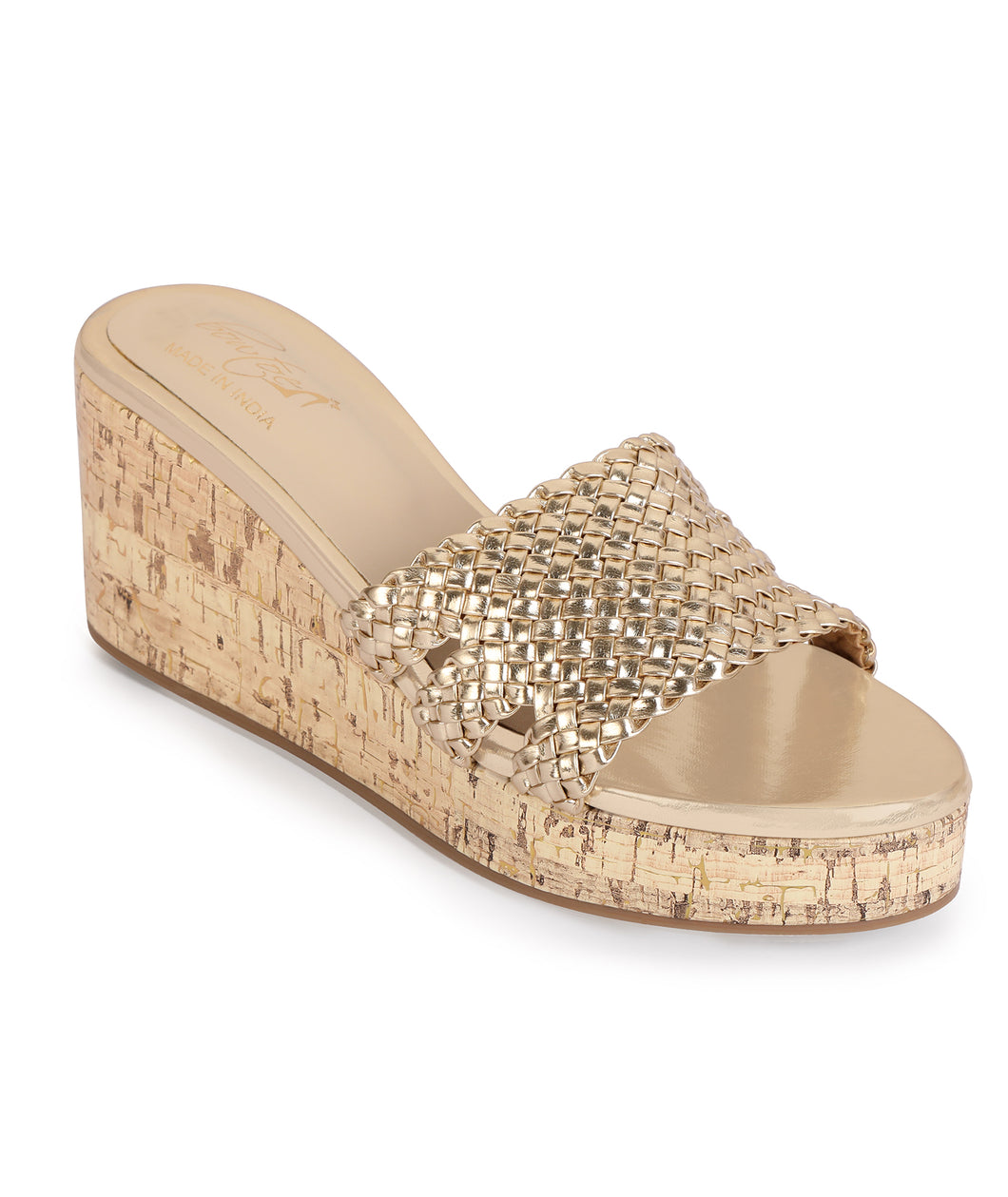 Signora Wedges - Gold