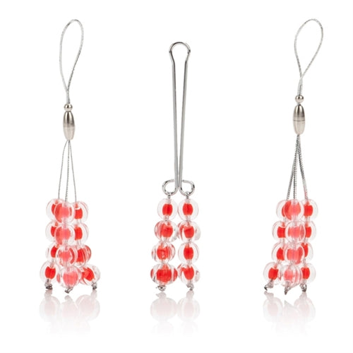 Nipple and Clitorial Body Jewelry - Ruby SE2611112