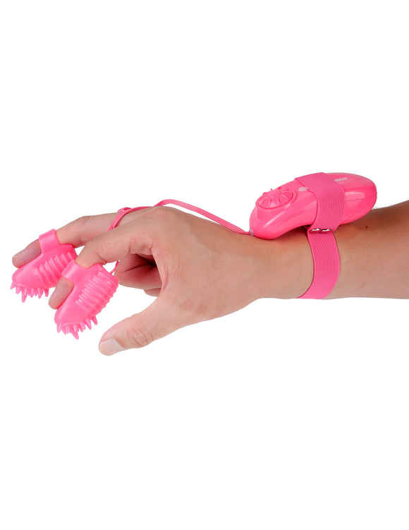 Neon Magic Touch Finger Fun - Pink PD1449-11