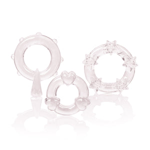 Magic C-Rings - Clear SE1429252