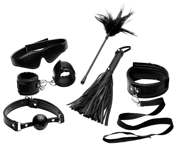 Tame Me 8 Piece Beginner Bondage Set FR-AD322