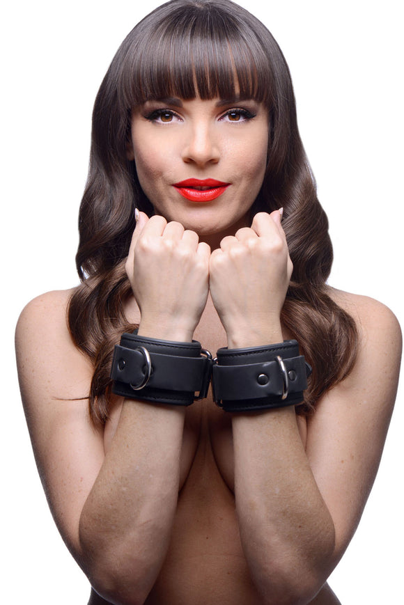 Serve Neoprene Buckle Cuffs MS-AD962