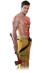 Filthy Fireman Love Doll PD3581-00