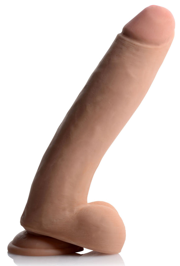 Usa Cocks 11 Inch Ultra Real Dual Layer Dildo USA-AF520
