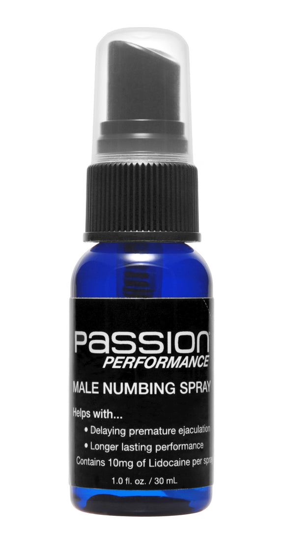 Passion Performance Male Numbering Spray 1 Fl Oz PL-AE140