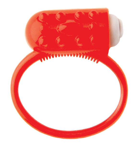 Trinity Wireless Cock Ring - Red TV-VE305-RED