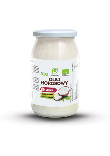 BIO VIRGIN coconut oil 900 ml-Intenson.pl
