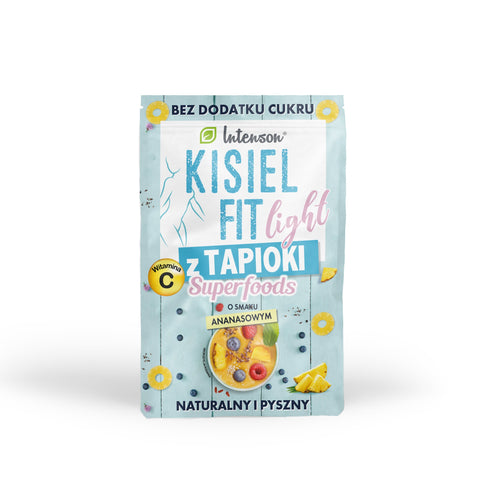 Kisiel fit with pinenaiococo coya 30g - Intenson.pl