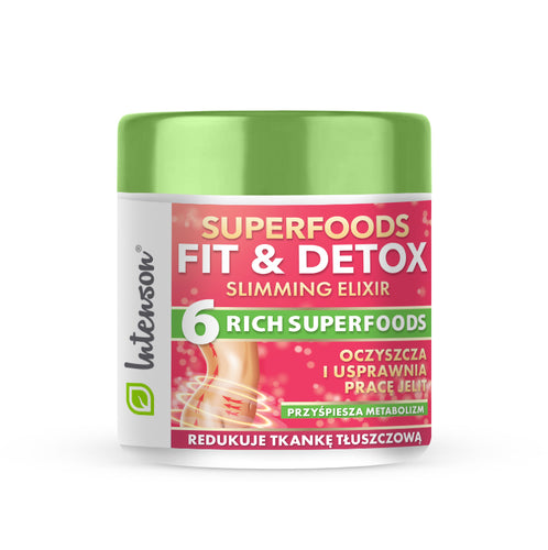 Fit & Detox Elixier - Intenson.pl
