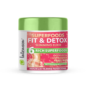 Fit & Detox Elixir - Intenson.pl