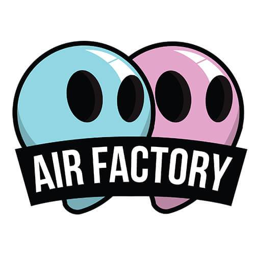 Air Factory Treats Eliquid