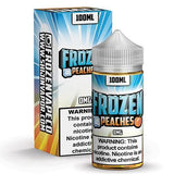 Frozen Vape Co. By Shijin Vapor - Frozen Peaches
