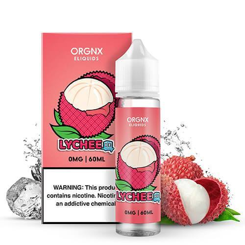 Orgnx Eliquids - Lychee Ice