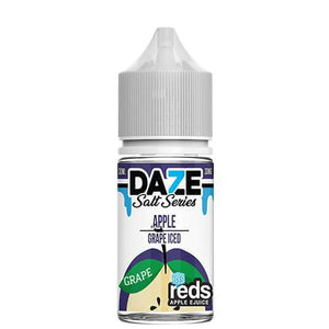 Reds Apple EJuice SALT - Reds Grape ICED